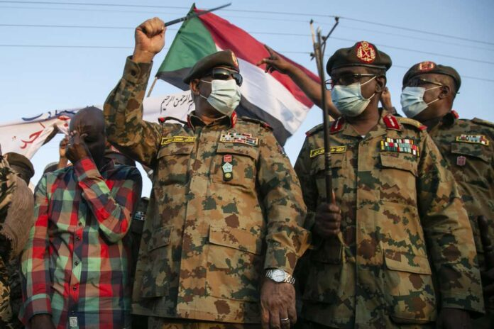 Failed coup attempt in Sudan, State media reports