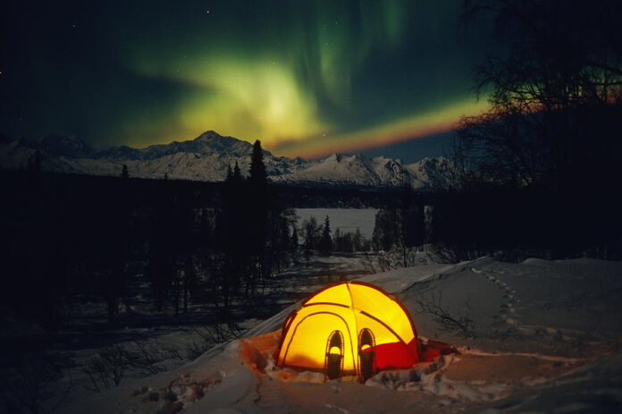 Northern Lights – Sky With Different Colors. – Live Life & Travel More