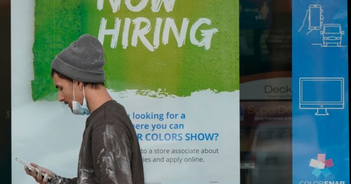 US jobless claims rise for third straight week as layoffs persist   Unemployment News