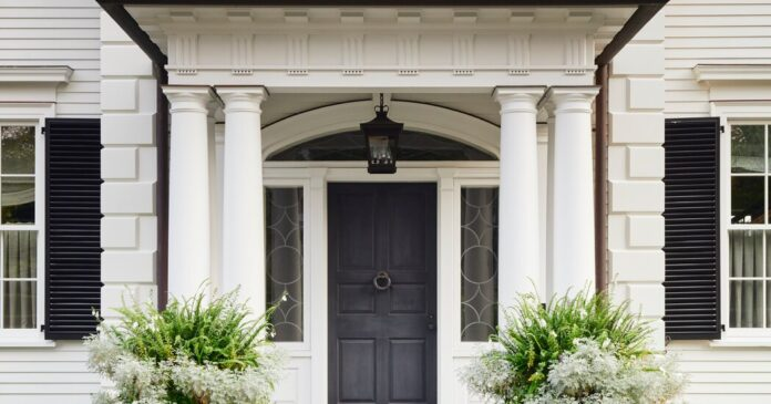 Want to Increase Your Home's Value? Start With the Entrance.