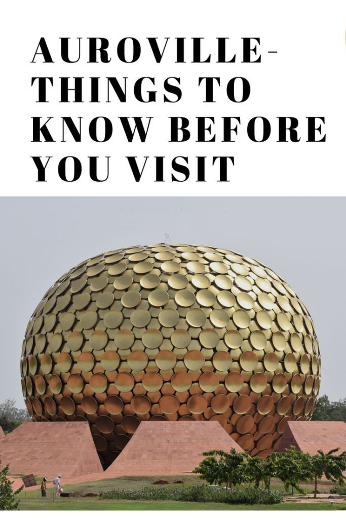 Auroville – History of a utopia |harassment of Tamil locals – Live Life & Travel More