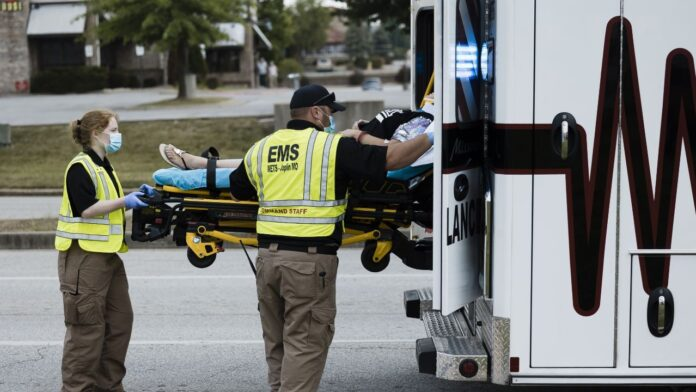 EMS worker shortage at 'crisis' levels, threatening 911 system