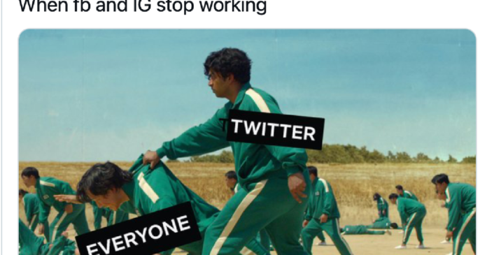 Facebook, Instagram and WhatsApp are down: Funniest memes and jokes