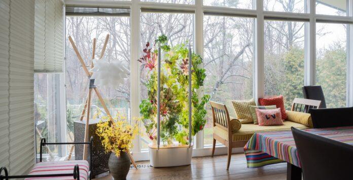 Gardyn uses IoT to help you grow greens indoors