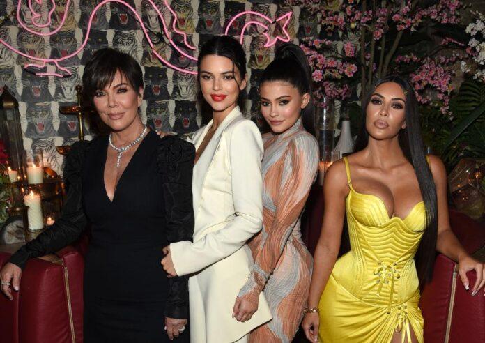 Kardashian and Jenners