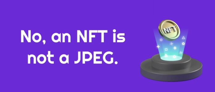 How to Explain NFTs to People Who Think They're Just JPEGs