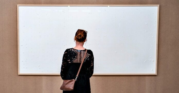 In the Name of Art, an Artist Pockets $83,000 and Creates Nothing