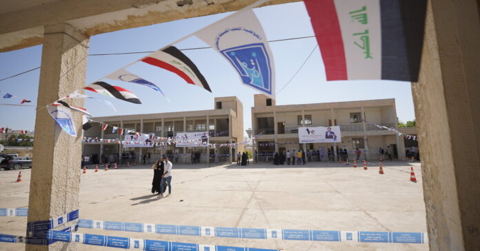 Iraqis' Frustration Over Broken Promises Keeps Voter Turnout Low