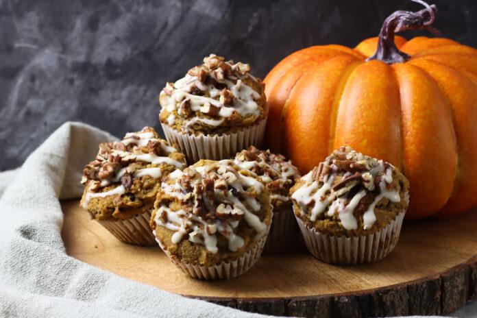 Keto Pumpkin Pecan Muffins - Better Living