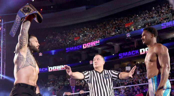 Montez Ford Dreams To Headline Wrestlemania