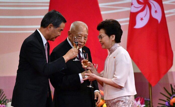 Two former Hong Kong leaders named in Pandora Papers leak | Politics News